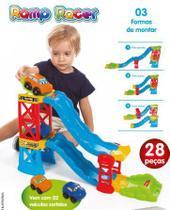 Pista De Corrida Ramp Racer 3 Em 1 - Maral 4157 -