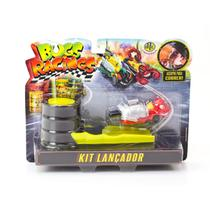 Pista de Percurso Bugs Racing Lançador Antrax 5061 - DTC -