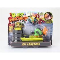 Pista de Percurso Bugs Racing Lançador Sluggy 5061 - DTC -