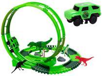 Pista Dinossauro Dino Track Car Art Brink -