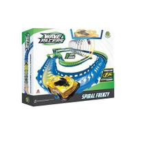 Pista e Veiculo Spiral FRENZY Wave Racer DTC 4712 -