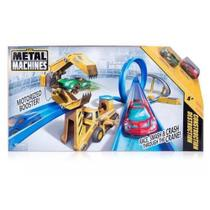 Pista e Veiculos Metal Machines Construction Candide 8703