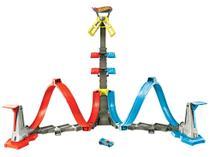 Pista Hot Wheels Action Desafio Da Altura Mattel -