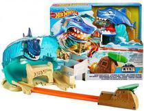 Pista Hot Wheels Ataque Do Tubarão - Mattel - FNB21 -