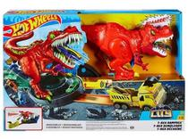 Pista Hot Wheels - City T-rex Demolidor - Com Carrinho - Candide