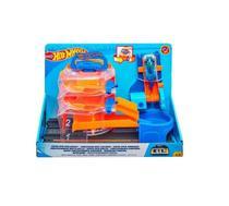 Pista Hot Wheels Conjunto Super Cidade Mattel FNB15 -
