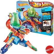 Pista hot wheels estacao cientifica ccp76* - Mattel