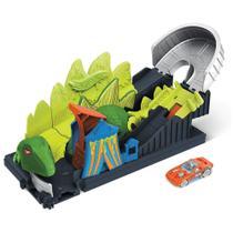Pista Hot Wheels - Montanha - Russa Ataque Do Dino - Mattel -