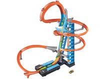 Pista Hot Wheels Sky Crash Tower - Mattel -