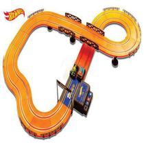 Pista hot wheels track set 380cm multikids BR082