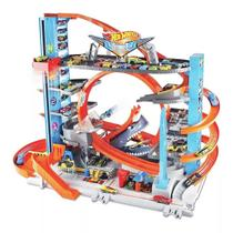 Pista hot wheels ultimate garagem - mattel 8349-5 ftb69