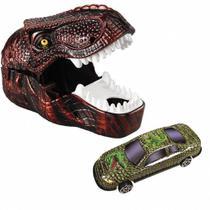 Pista Lancador de Veiculo Dinossauro Dino Turbo Sortido Dtc ref. 5224 -