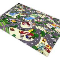 Pista Para Carro Hot Wheels Grande Cidade - Centro Comercial - Plimshop