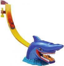 Pista Super Rápida Speed Shark - Polibrinq -
