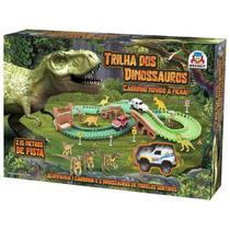 Pista Trilha Dos Dinossauros Braskit -