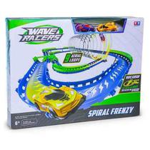 Pista Wave Racers Spiral Frenzy - Dtc -