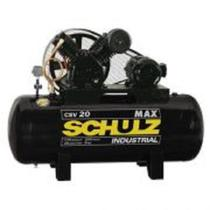 Pistão 2pol Ferro compressor 20 Max Schulz Com Pino Trava - Wayne