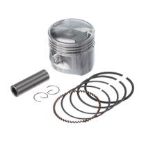 Pistao kit c/anel kmp dyamond crf 230 0.25 -
