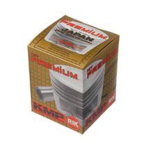 Pistao kit c/anel rik premium fazer 150 0.75 -