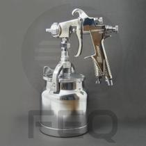 Pistola de pintura compact 100  1.5 mm - baixa/media pressao - Romer