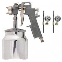 Pistola Pneumática para Pintura com Tanque Baixo 750ml - Stels