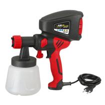 Pistola Pulverizadora De Tinta Schulz Air Plus Spray 450W 127V -