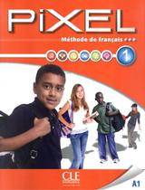Pixel 1 - livre d´eleve + dvd rom - Cle international - paris -