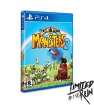 Pixel Junk Monsters 2 - Ps4 - Sony