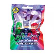 PJ Masks Boneco Surpresa DTC Personagens Sortidos -
