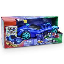 PJ MASKS Carro Luminoso Felinomovel DTC 4664 -