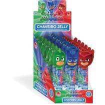 PJ Masks Chaveiro Jelly Dtc C/18 -