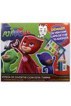 PJ Masks - Colorindo com Adesivos Especial - Online Editora