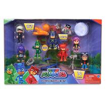 PJ Masks Super Kit 14 bonecos serie 2 DTC 4663 -