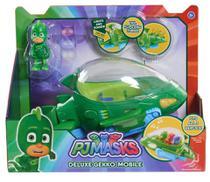 Pj Masks - Veículos Com Luz E Som Lagatixomóvel 4160/4160B - Dtc -