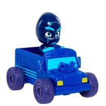 PJ Masks Veículos Com Personagem Ninja Noturno - DTC -