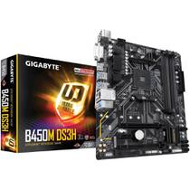 PL Mae Gigabyte B450M DS3H V2 (AM4/DDR4/HDMI/MicroATX) -