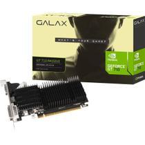 PL Video Zotac Nvidia GT710 2GB DDR3 64 BITS HDMI/DVI/VGA -