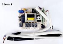 PLACA 220V COMPLETA - 50300423 - Electrolux -