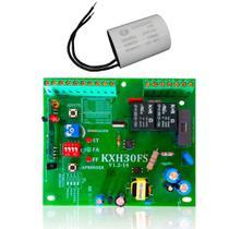 Placa Central Motor Kxh30fs Sensor Hall Dz3 Dz4 Nano SK Rossi + Capacitor de Partida 12uf -