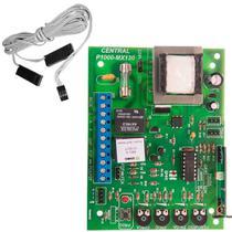 Placa Central Motor Portão P1000 Mx30 Kx30fs Rossi + Sensor Basculante - IPEC