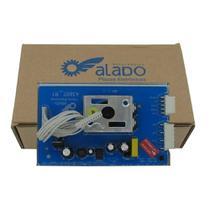 Placa compativel lavadora electrolux lte12 127/220v 64502023 - Alado