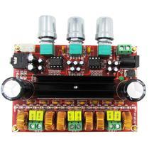 Placa De Amplificador De Áudio De 2.1 Canais Tpa 31116d2 X 2 - Comprei Online