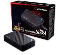 Placa de Captura 4K Live Gamer ULTRA Avermedia GC553- -