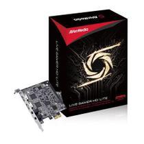 Placa de Captura PCI-E Live Gamer HD Avermedia C985E GL510E -