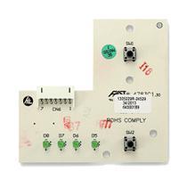 Placa de interface bivolt para lavadora de roupas electrolux (909018352) -