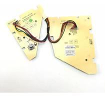 Placa de interface com pressostato para lavadora de roupas electrolux (9090189097) -