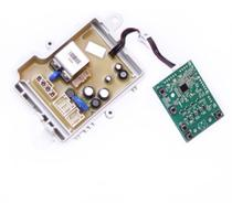 Placa De Potencia + Interface da lavadora Brastemp Bwj09ab/Bws09ab Original (9090204514) -