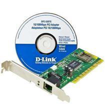 Placa de rede d-link dfe-530tx 10/100mb -