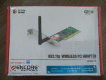 Placa de Rede PCI Wireless 54MBP Antena 2dbi Encore ENLWI-G2 - Encore -