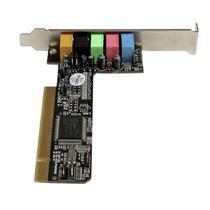 Placa De Som 5.1 PCI Empire 4710 -